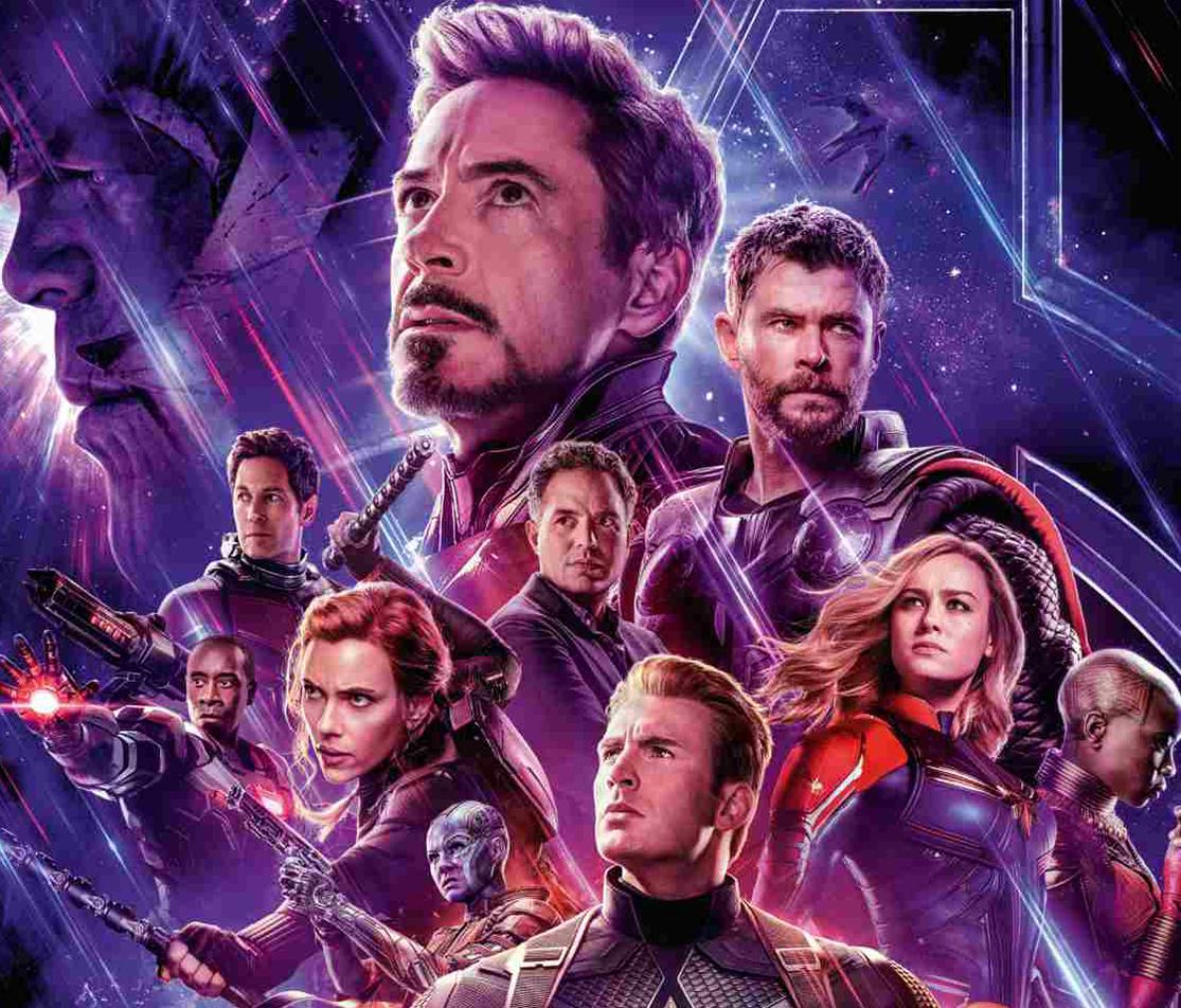 Avengers larger